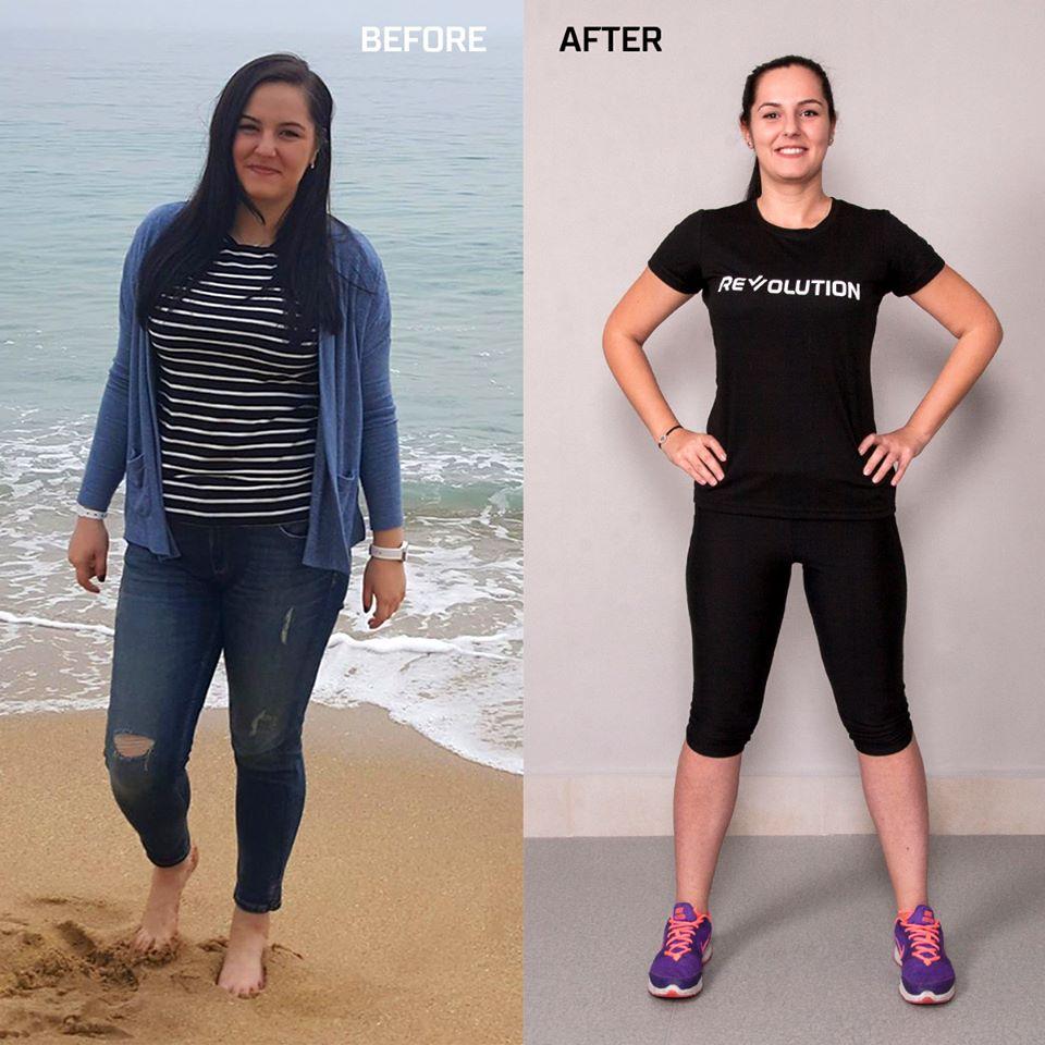 Am slabit 15 kg in trei luni - Slab sau Gras